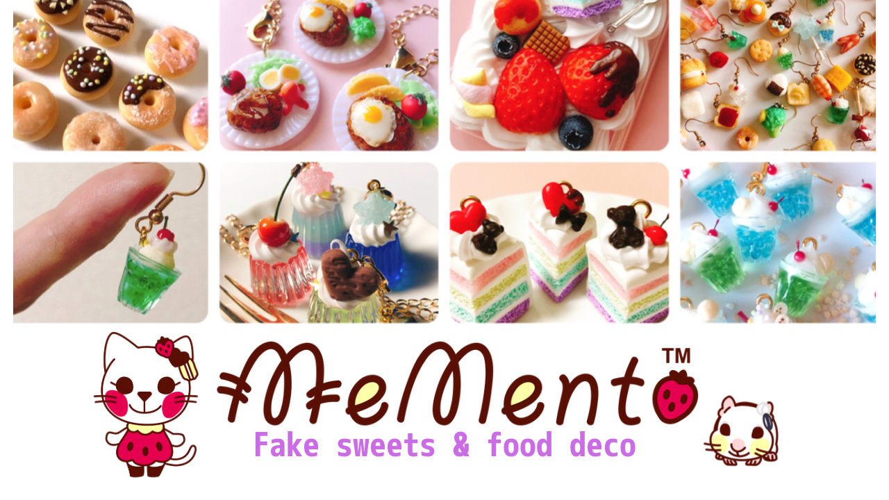MeMento Fake Sweets